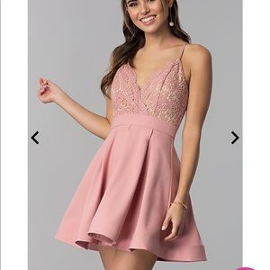 Short Prom or Homecoming Dress